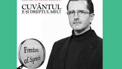 Photo of Solidaritate cu Vasile Bănescu: Poți semna și tu online scrisoarea celor 50 de intelectuali români către CNCD