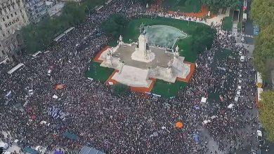 Photo of VIDEO grandios. Argentina: 3,6 milioane de participanți la al doilea Marș pentru Viață din 2018