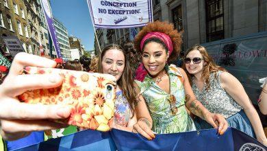 Photo of FOTO. Marșul pentru Viață 2018 la Londra: Cântăreața americană Joy Villa s-a alăturat miilor de participanți