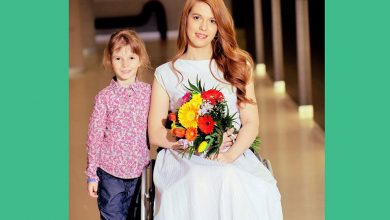 Photo of Alina Prodan despre o mamă curajoasă: Deși e în scaun cu rotile iar viața îi e în pericol, va naște al doilea copil