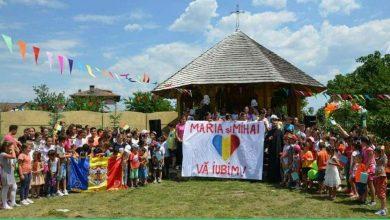 Photo of De Ziua Copilului, copiii dintr-o parohie giurgiuveană le-au transmis un gând de iubire copiilor Cameliei Smicală