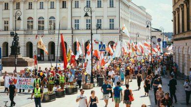 """Photo of FOTO. Marșul pentru Viață 2018 în peste 150 de orașe din Polonia: """"Polonia să fie o familie puternică!"""""""