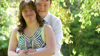 Photo of FOTO. Faptul că au sindrom Down nu i-a împiedicat să aibă o nuntă de vis