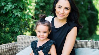 """Photo of Andra Măruță, scrisoare către fiica ei: """"Până să vă am pe tine și pe David, credeam că le am pe toate"""""""
