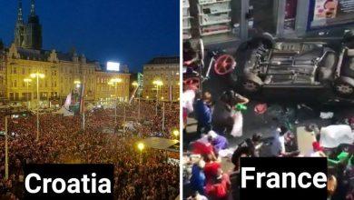 Photo of Diferențe: Cum și-au celebrat două țări europene echipele de fotbal ajunse în finală