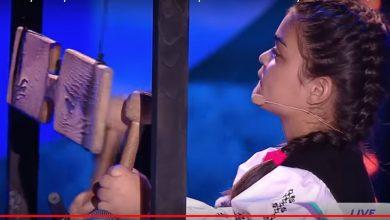 Photo of VIDEO. O fetiță abandonată la naștere și adoptată de niște măicuțe impresionează bătând toaca la showul Next Star