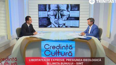 Photo of VIDEO: Cătălin Sturza în dialog cu Vasile Bănescu la TRINITAS TV, despre libertatea de expresie și presiunea ideologică