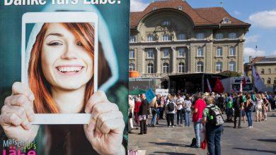 Photo of FOTO: Marșul pentru viață 2018 de la Berna, Elveția