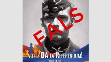 Photo of Manipulările despre referendum continuă dezgustător: Acum oponenții vor sa îl asocieze cu nazismul!