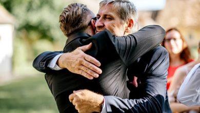 """Photo of Fiul lui Willy Schuster, după nuntă: """"Tată, îți mulțumesc că m-ai învățat cum să devin soț!"""""""