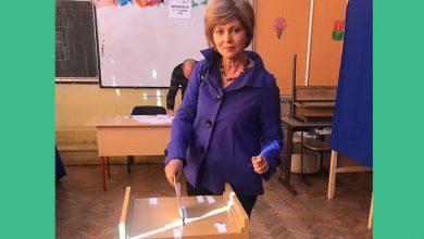 Photo of Florica Cherecheș, deputat de Oradea, a votat sâmbătă dimineață la referendum