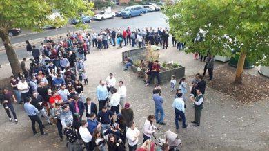Photo of FOTO. Coadă la secția de votare. Nici la Nurnberg nu au înțeles că ar fi referendumul lui Dragnea!