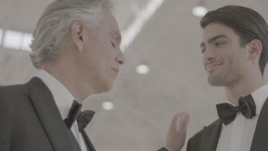Photo of Renumitul tenor Andrea Bocelli a lansat un duet emoționant cu fiul său de 21 de ani, Matteo.