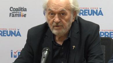"""Photo of Prof. Dr. Pavel Chirilă: """"Un sfat părinților: să ne crească vigilența pentru că teoria gender va intra repede în manuale"""""""