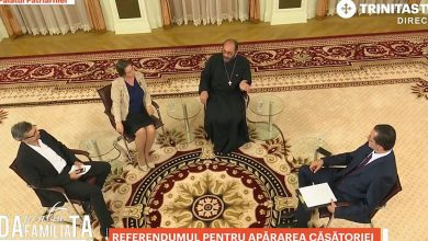 Photo of VIDEO integral: Dezbaterea despre referendum de la TRINITAS TV – 3 octombrie 2018