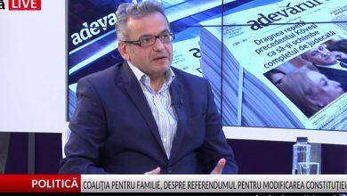Photo of VIDEO. Mihai Gheorghiu de la Coaliția pentru Familie la Adevărul LIVE