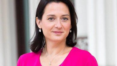 Photo of Gudrun Kugler, parlamentar creștin-democrat din Austria, la Convenția Națională de la Cluj