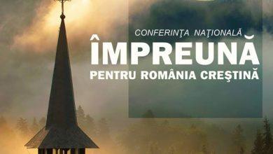 """Photo of Conferința Națională """"ÎMPREUNĂ pentru România Creștină"""" îl are ca invitat pe IPS Laurențiu al Ardealului"""