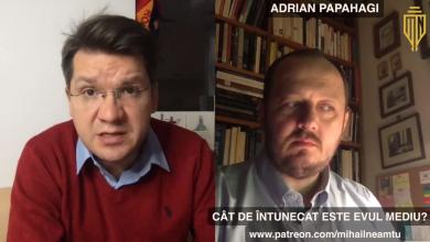 """Photo of VIDEO. Dezbatere Mihail Neamțu – Adrian Papahagi: Cât de """"întunecat"""" a fost Evul Mediu?"""