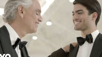 """Photo of Andrea Bocelli, primul duet alături de fiul său: """"Oricine este părinte va înțelege sensul acestei piese"""""""
