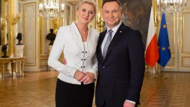 Photo of Președintele și Prima Doamnă a Poloniei au chemat polonezii să iasă în stradă la 100 de ani de independență