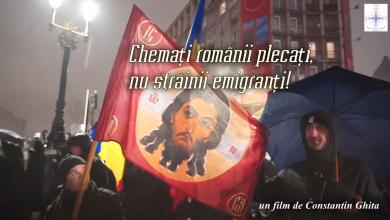 """Photo of """"Chemaţi românii plecaţi, nu străinii imigranţi!"""" VIDEO"""
