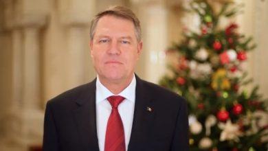 """Photo of Klaus Iohannis, mesaj de Crăciun: """"Naşterea Domnului este o sărbătoare a miracolului vieţii şi o celebrare a bunătăţii"""""""