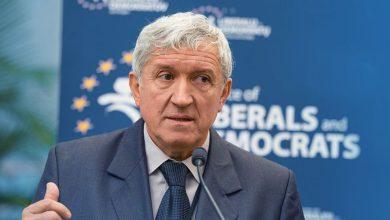 """Photo of Mircea Diaconu: """"La Bruxelles nu mai este Crăciun"""""""