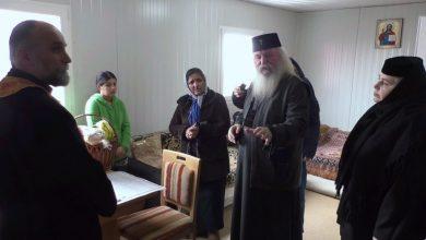 Photo of Casă nouă pentru o familie cu șapte copii oferită de Mitropolia Banatului