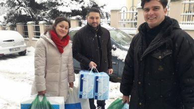 """Photo of Voluntarii Asociației """"Sfântul Ierarh Luca al Crimeei"""", sprijin pentru bolnavi"""