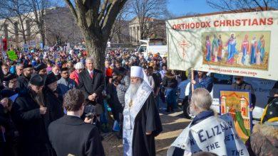 Photo of Se așteaptă o prezență masivă a creștinilor ortodocși la Marșul pentru viață din Washington DC