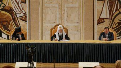 Photo of Patriarhul Kirill către studenți: Biserica nu este numai împotriva avortului, ea este pentru viață!