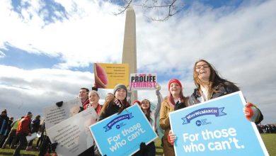 Photo of Matt Walsh: Ce separă Marșul pentru viață de orice altă demonstrație?