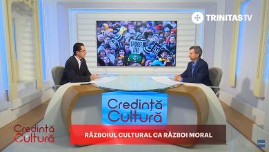 """Photo of Cătălin Sturza la TRINITAS TV: """"În SUA, mișcarea pentru viață a început la firul ierbii"""""""