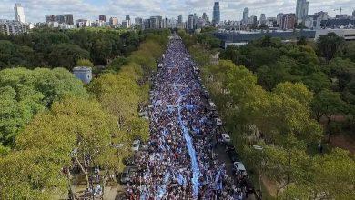 Photo of FOTO, VIDEO. Două milioane de participanți la Marșul pentru viață 2019 din Argentina