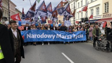 Photo of FOTO, VIDEO. Mii de polonezi la Marșul național pentru viață 2019 de la Varșovia