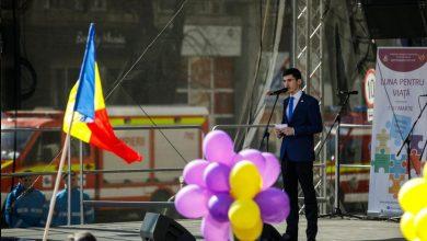 """Photo of VIDEO, transcript integral. Emanuel Buta la Marșul pentru viață 2019 de la Iași: """"Binele care trebuie acum apărat este viața copiilor și pacea sufletească a femeilor însărcinate"""""""