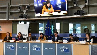 """Photo of VIDEO integral. AlexandraNadane.ro: În Parlamentul European s-a desfășurat prima ediție a evenimentului """"Babies Go to the European Parliament"""""""
