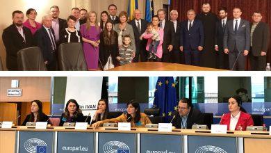 """Photo of FOTO. București și Bruxelles: """"Copiii merg la Parlament"""""""