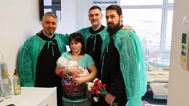 Photo of Pacienţii internaţi la Spitalul Județean și Maternitatea Buzău au primit daruri de 1 Martie din partea unor preoți din Arhiepiscopia Buzăului și Vrancei