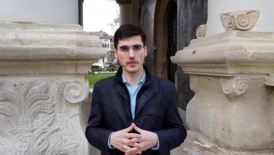 """Photo of VIDEO. Emanuel Buta, student ieșean: """"De ce merg la Marșul pentru Viață"""""""