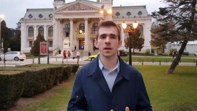 """Photo of VIDEO. Iulian Tomeac, student ieșean: """"De ce merg la Marșul pentru Viață"""""""