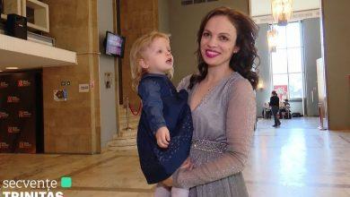 """Photo of VIDEO. Raluca Blejușcă, interpret pro-viață și mamă a cinci copii: """"Cred că este melodia pentru care m-am reîntors în muzică"""""""