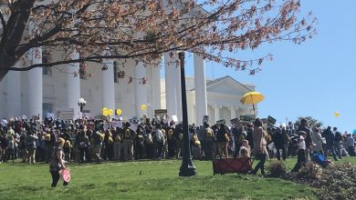 Photo of Mii de participanți la primul Marș pentru Viață din istoria statului american Virginia