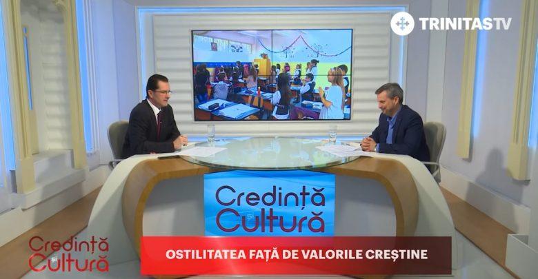 Photo of VIDEO. Vasile Bănescu și Cătălin Sturza despre ostilitatea față de valorile creștine