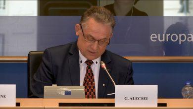 """Photo of VIDEO. Gheorghe Alecsei, """"Babies Go to the European Parliament"""": """"Un om nu devine om, ci este om în fiecare etapă a dezvoltării sale, începând cu momentul concepției"""""""