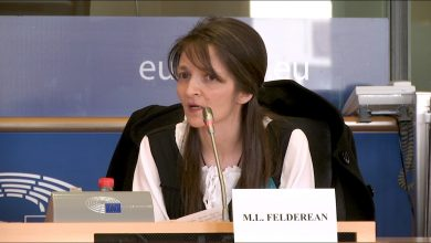 "Photo of VIDEO. Dr. Mirela Letiția Felderean, ""Babies Go to the European Parliament"": ""Fiecare femeie are dreptul să cunoască riscurile procedurii de avort."" Care sunt acestea"