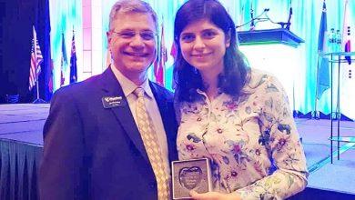 Photo of Dallas, SUA: Alexandra Nadane primește premiul Heart of Future pentru eforturile de recunoaștere la nivel european și de instituționalizare în România a sprijinului în criza de sarcină