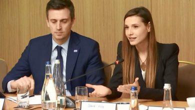 """Photo of Actrița Ioana Picoș, activist pro-viață: """"Oare nu subestimăm rolul avortului în scăderea natalității în Europa?""""/ Dezbaterea """"Viitorul României și criza demografică a Europei"""""""