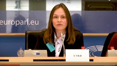 "Photo of VIDEO. Theodora Vild, ""Babies Go to the European Parliament"": ""Este nevoie de programe educative de responsabilizare. Noi suntem cei care scriem conștiința viitoarei generații"""